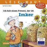 Cover-Bild zu Butschkow, Ralf: Ich hab einen Freund, der ist Imker