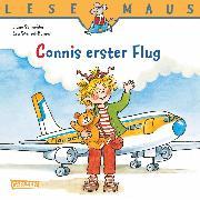 Cover-Bild zu Schneider, Liane: LESEMAUS: Connis erster Flug (eBook)