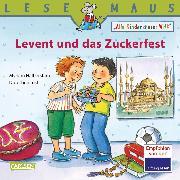 Cover-Bild zu Halberstam, Myriam: LESEMAUS 190: Levent und das Zuckerfest (eBook)