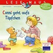Cover-Bild zu Schneider, Liane: LESEMAUS 83: Conni geht aufs Töpfchen