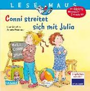 Cover-Bild zu Schneider, Liane: LESEMAUS, Band 84: Conni streitet sich mit Julia