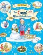 Cover-Bild zu Schneider, Liane: Conni Pixi Adventskalender 2021