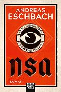 Cover-Bild zu Eschbach, Andreas: NSA - Nationales Sicherheits-Amt (eBook)