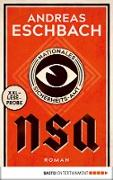 Cover-Bild zu Eschbach, Andreas: XXL-Leseprobe: NSA - Nationales Sicherheits-Amt (eBook)