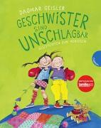 Cover-Bild zu Geisler, Dagmar: Geschwister sind unschlagbar