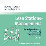 Cover-Bild zu Walker, Daniel: Lean Stations-Management (eBook)