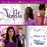 Cover-Bild zu Wiegand, Katrin: Violetta - Folge 9 + 10 (Audio Download)