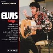 Cover-Bild zu Presley, Elvis (Komponist): Elvis Sings