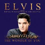 Cover-Bild zu Presley, Elvis (Komponist): The Wonder of You: Elvis Presley with The Royal P
