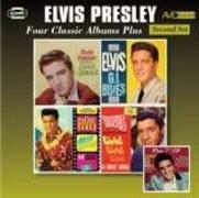 Cover-Bild zu Presley, Elvis (Komponist): Four Classic Albums