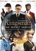 Cover-Bild zu Matthew Vaughn (Reg.): Kingsman - The Secret Service
