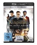 Cover-Bild zu Matthew Vaughn (Reg.): Kingsman - The Secret Service 4K+2D