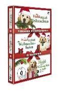 Cover-Bild zu Gary Valentine (Schausp.): Tierischer Weihnachtsspass (Box mit Hund rettet..)