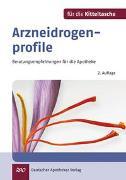 Cover-Bild zu Gehrmann, Beatrice: Arzneidrogenprofile für die Kitteltasche