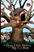 Cover-Bild zu Koch, Claus: The Three Little Wolves and the Big Bad Boar (eBook)