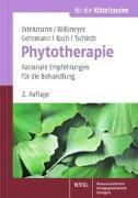 Cover-Bild zu Brinkmann, Helmut: Phytotherapie für die Kitteltasche