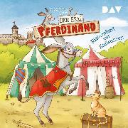 Cover-Bild zu Kolb, Suza: Der Esel Pferdinand - Teil 4: Ritterpferd mit Eselsohren (Audio Download)