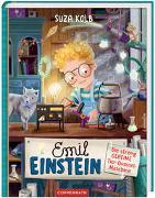 Cover-Bild zu Kolb, Suza: Emil Einstein (Bd. 1)