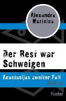 Cover-Bild zu Marinina, Alexandra: Der Rest war Schweigen (eBook)