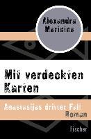 Cover-Bild zu Marinina, Alexandra: Mit verdeckten Karten (eBook)