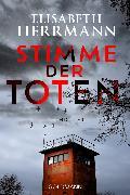 Cover-Bild zu Herrmann, Elisabeth: Stimme der Toten (eBook)