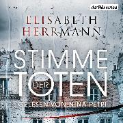 Cover-Bild zu Herrmann, Elisabeth: Stimme der Toten (Audio Download)