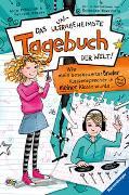Cover-Bild zu Fröhlich, Anja: Das ungeheimste Tagebuch der Welt! Band 1: Wie mein bescheuerter Bruder Klassensprecher in meiner Klasse wurde ?