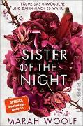Cover-Bild zu Woolf, Marah: Sister of the Night