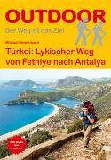 Cover-Bild zu Hennemann, Michael: Türkei: Lykischer Weg. 1:150'000