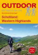 Cover-Bild zu Vogel, Anja: Schottland: Western Highlands. 1:100'000
