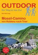 Cover-Bild zu Jung, Karl-Heinz: Mosel-Camino. 1:75'000