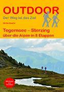 Cover-Bild zu Gaube, Ulrike: Tegernsee - Sterzing. 1:50'000