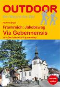 Cover-Bild zu Engel, Hartmut: Frankreich: Jakobsweg Via Gebennensis. 1:150'000