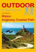 Cover-Bild zu Regeniter, Anna: Wales: Anglesey Coastal Path