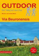 Cover-Bild zu Meier, Markus: Via Beuronensis. 1:100'000