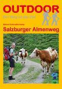 Cover-Bild zu Schmellenkamp, Roland: Salzburger Almenweg