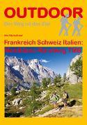 Cover-Bild zu Kürschner, Iris: Frankreich Schweiz Italien: Montblanc-Rundweg TMB