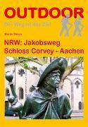 Cover-Bild zu Simon, Martin: NRW: Jakobsweg Schloss Corvey - Aachen