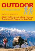 Cover-Bild zu Tschersich, Kay: Nepal: Trekking in Langtang, Helambu, Gosainkund & Tamang Heritage Trail. 1:100'000