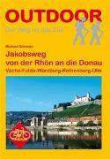Cover-Bild zu Schnelle, Michael: Deutschland: Jakobsweg von der Rhön an die Donau
