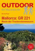 Cover-Bild zu Engel, Hartmut: Mallorca GR 221. 1:60'000