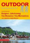 Cover-Bild zu Warnsloh, Jens M.: Belgien: Via Mosana / Via Monastica