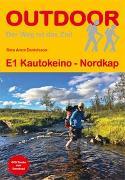Cover-Bild zu Danielsson, Sara Anna: E1 Kautokeino - Nordkap