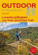 Cover-Bild zu Holler, Astrid: Luxemburg/Belgien: Lee Trail und Eislek Trail