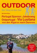 Cover-Bild zu Hass, Hermann: Portugal Spanien: Jakobsweg Ostportugal Via Lusitana. 1:200'000