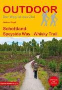 Cover-Bild zu Engel, Hartmut: Schottland: Speyside Way Whisky Trail. 1:50'000