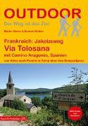 Cover-Bild zu Simon, Martin: Frankreich: Jakobsweg Via Tolosana mit Camino Aragonés, Spanien. 1:150'000