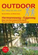 Cover-Bild zu Rother, Norbert: Hermannsweg - Eggeweg. 1:100'000