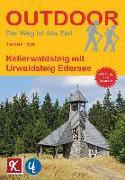 Cover-Bild zu Hoyer, Thorsten: Kellerwaldsteig mit Urwaldsteig Edersee. 1:75'000