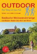 Cover-Bild zu Kleck, Daniela: Badische Weinwanderwege